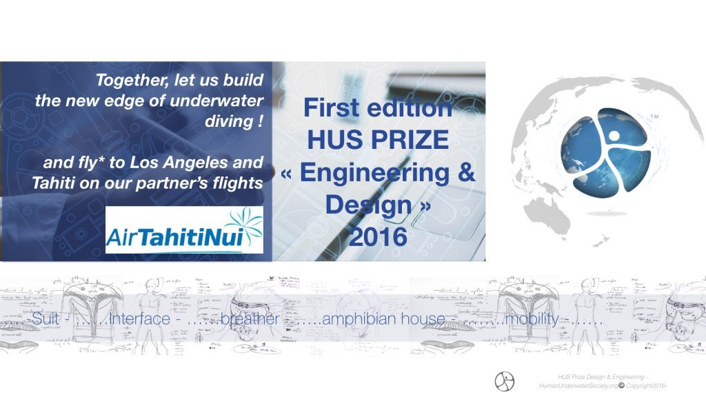 HUS Prize Engineering & Design 2016
